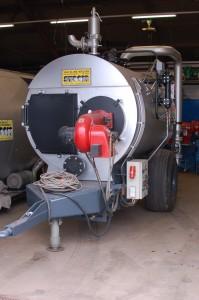 Boiler on Wheels 2